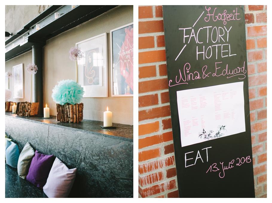Munster Factory Hotel Restaurant